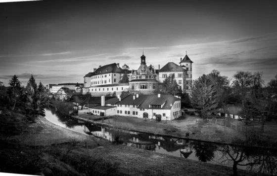 Zámek Jindřichův Hradec - Petr Hervíř Fotograf Praha - focení portréty, akty, svatby