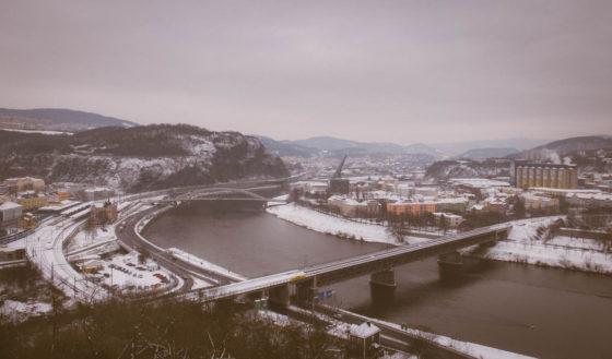 Ústí nad Labem - Petr Hervíř Fotograf Praha - focení portréty, akty, svatby