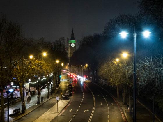 Londýn, Big Ben - Petr Hervíř Fotograf Praha - focení portréty, akty, svatby