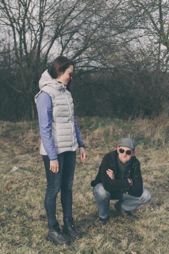 Martinka a Luky - Foto z procházky a rande - Petr Hervíř Fotograf Praha
