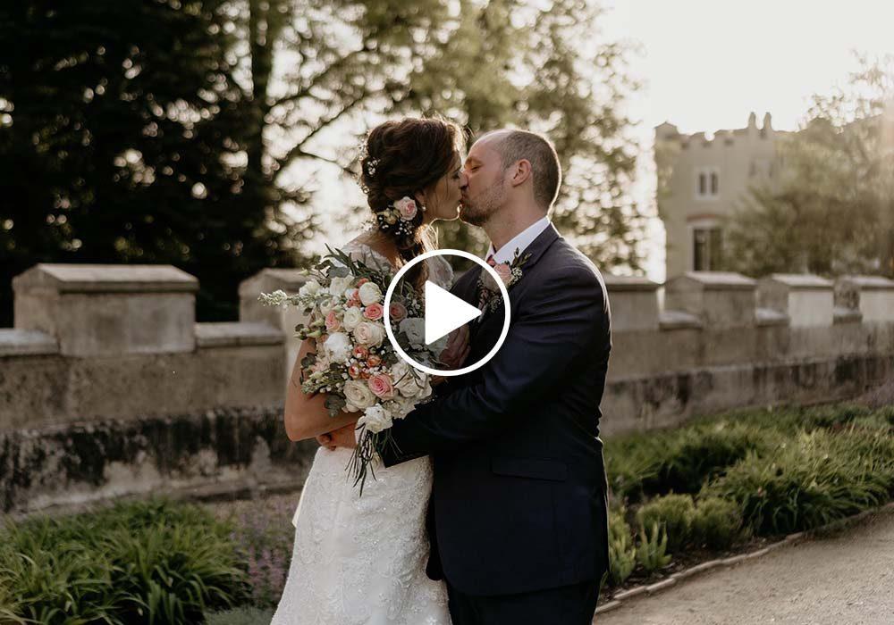 Umělecké video, Film ze svatby Petr Hervíř Praha - Svatební kameraman
